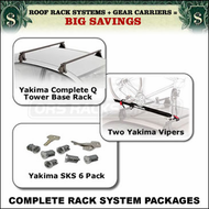 Ors Racks Direct Complete Packages