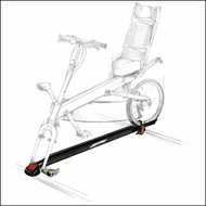 Racks for Recumbent Bicycles - Yakima Viper LT fork mount recumbent bike racks