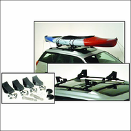Rhode Gear (by Yakima Racks) Universal Canoe-Kayak Rack for All Roof Rack Systems