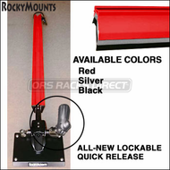 RockyMounts Bike Rack - 2009 Rocky Mounts Noose SLX Bicycle Carrier for Factory Roof Racks
