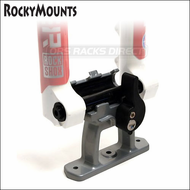 RockyMounts FlyTrap Bolt-On Bike Rack for Bikes with 20MM Thru-Axle Forks