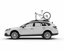 Roof-Top Fork Mount Bicycle Carriers