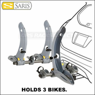 Saris Hitch Bike Racks - Saris Thelma 3 Bike Hitch Rack - 4219 / 4220