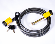 Saris Locking Cable and Hitch Tite Combo