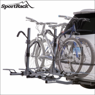 SportRack SR2901LR 2 Bike Lock & Tilt Platform Hitch Rack