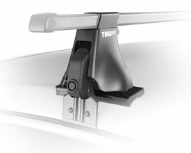 Thule 400XT Aero Foot (complete single foot) - Spare Part / Replacement Part