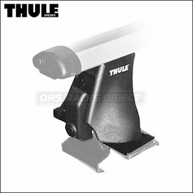 Thule 400XTR Rapid Aero Foot (complete single foot) - Spare Part / Replacement Part