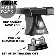 Thule 430 Tracker II Half Pack Roof Rack System | Thule Car & Truck Racks