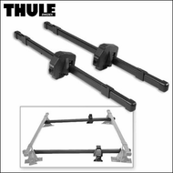 Thule 477 Short Roof Adapter Kit - Component for Use With the 400XT Aero Roof Racks