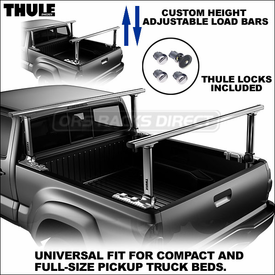 Thule 500 Xsporter Pro Truck Rack-Ladder Rack Now Available