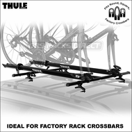 Thule 515 Prologue Pack (2 Bike Racks) - Complete 2 Bike Rack System for Factory RoofRacks
