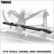 Thule 517 Peloton Bike Rack - Thule Fork Mount Roof Bike Racks