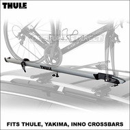 Thule 518 Echelon Roof Bike Rack - Thule Fork Mount Bike Racks