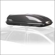 Thule 677XT Cascade 1500 Cargo Roof Box  - Thule Car Roof Top Cargo Boxes