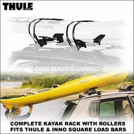 Thule 884 Roll Model Kayak Rack RHR<br> RED HOT RETURN