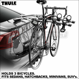 Thule 9006XT 9007XT Gateway / 9009XT 9010XT ArchWay Trunk Bike Racks