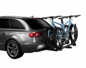 """Thule 9045 T2 Classic Hitch-Mounted Platform Bike Rack for 1.25"""" Hitch"""