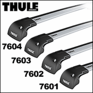 Thule Aeroblade Edge Components 7600 Series