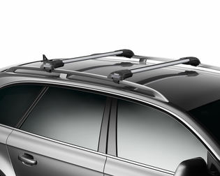 Thule AeroBlade Edge Roof Rack 7500 Series