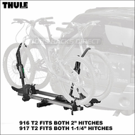 Thule Bike Hitch Racks - Thule 916 T2 & 917 T2 Hitch Bike Racks