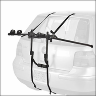 Thule Bike Trunk Racks - Thule 968 Thru Way 2 Bicycle Trunk Rack