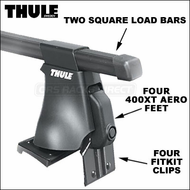 Thule 400XT Aero Complete Car Roof Rack