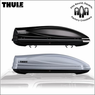 Thule Car Roof Boxes - 2009 Thule 686 Atlantis 1600 Cargo Box