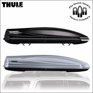 Thule Car Roof Boxes - 2009 Thule 687 Atlantis 1800 Cargo Box