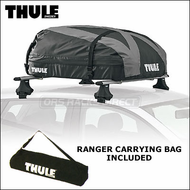 Thule Car Rooftop Cargo Bags - Thule 630 Ranger 90 Roof Bag for All Types of Car Racks