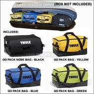 Thule Cargo Box Bags - 2009 Thule 7001 Go Pack Cargo Storage Bag Set