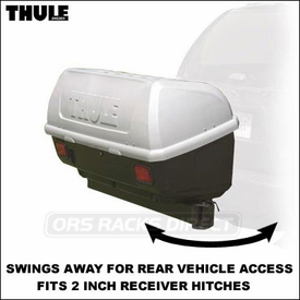 ... options for carrying luggage gear on a 2008 Honda CRV trailer hitch