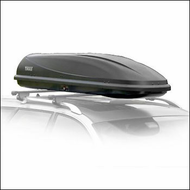 Thule Cascade 1100 Roof Box  - Thule Car Roof Cargo Carriers