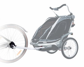 Thule Bicycle Trailer Kit for Chinook Child Carriers