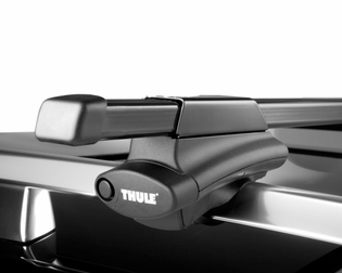 Thule Complete Crossroads Railing Roof Rack Pack 45058