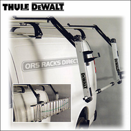 Thule DeWalt Pro Series Van / Truck Rack Accessories - 2011 Thule DeWalt  329 Locking Ladder Rack for Vans & Trucks