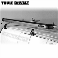 Thule DeWalt Professional Work Racks Accessories - 2011 Thule DeWalt 317 Roof Rack Conduit Box