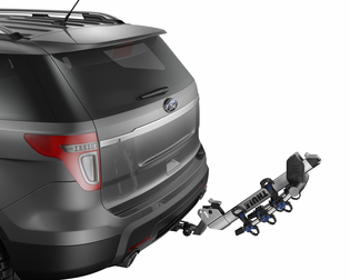 Thule Helium Aero 2 and 3 Bike Hitch Racks