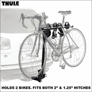"Thule Hitch Bike Racks - Thule 912XT Roadway Hitch Mount Bike Rack for 1.25"" & 2"" Hitches"
