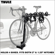 "Thule Hitch Bike Racks - Thule 914XT Roadway 4 Bike Hitch Rack for 1.25"" & 2"" Hitches"