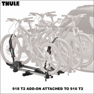 Thule Hitch Bike Racks - Thule 918 T2 Two Bicycle Add On