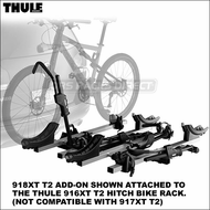 Thule Hitch Bike Racks - Thule 918XT T2 Two Bike Add-On for 916XT T2 Platform Bike Rack