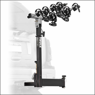 Thule Hitch Bike Racks - Thule 998XT Trailblazer 4 Bike Rear Hitch Mounted Bike Racks for 2in. Hitch Receivers
