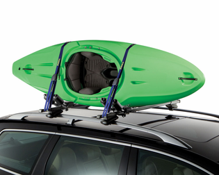 Thule Hull-a-Port Kayak Rack 834