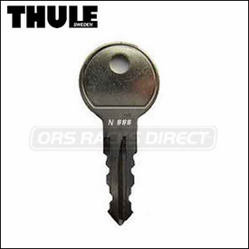 Thule Keys (Single Key)