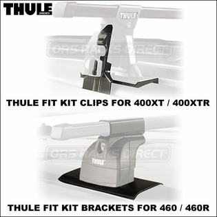 Thule Podium & Aero Fit Kits (set of 4)