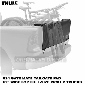 Thule Racks 823 824 Gate Mate TailGate Pads Now Available