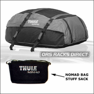 Thule Racks Roof Bags - Thule 856 Nomad Roof Bag for All Types of Car Racks