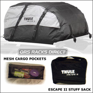 Thule Racks Roof Bags - Thule 866 Escape II Roof Bag for All Types of Car Racks