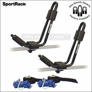 (Thule Racks) SportRack ABR511 J-Stacker Kayak Rack - J-Cradle Style Kayak Carrier