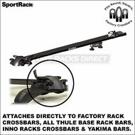 (Thule Racks) SportRack ABR622 Nomad Fork Mount Bike Rack